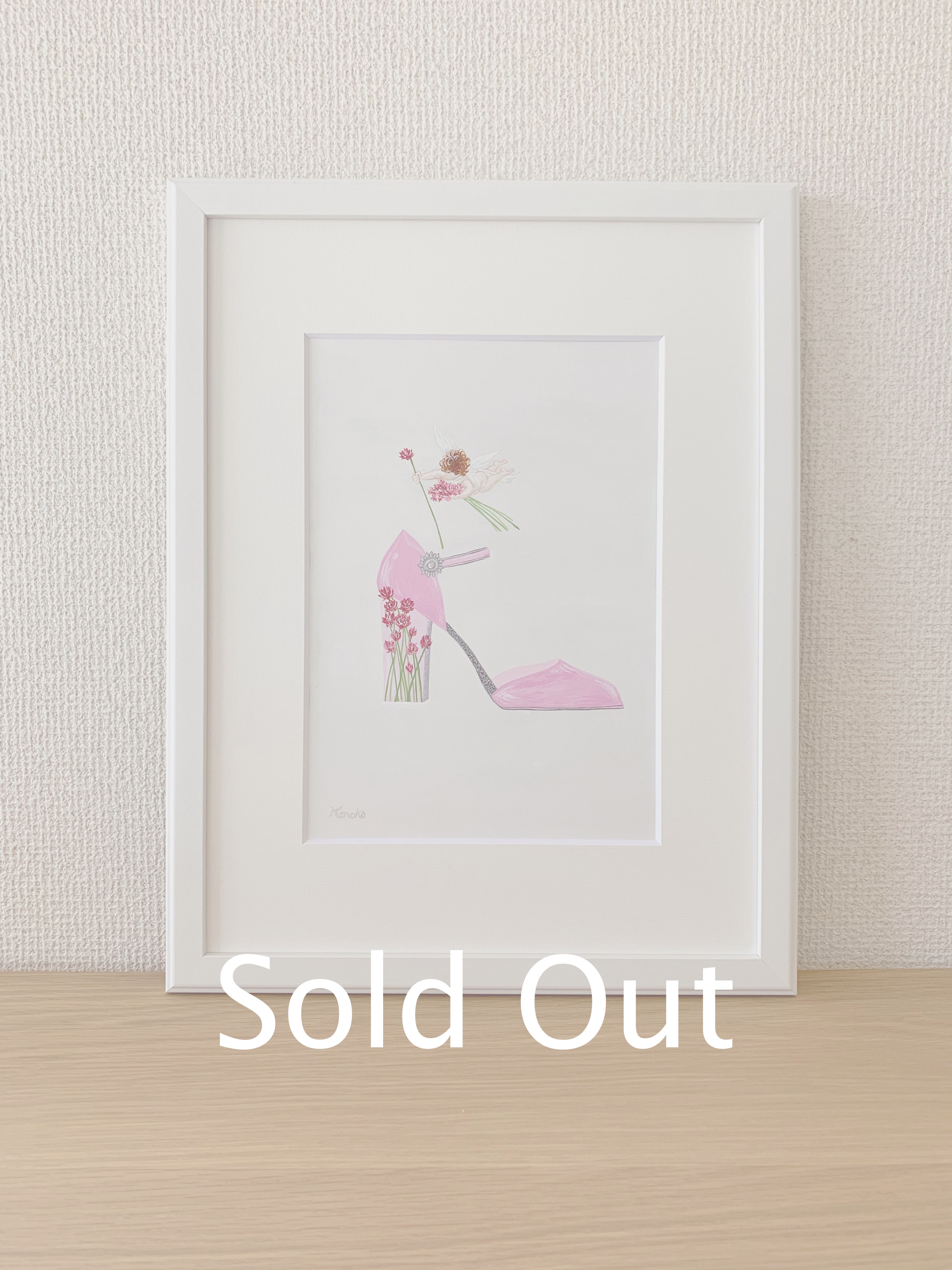 Love sold out
